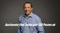 Auctionata Chef Zacke tritt ab - neuer CEO wird Thomas Hesse