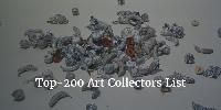 Top-200 Art Collector Ranking 2016 von Artnews