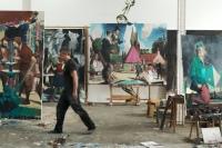 Artspace Entlassungen, Neo Rauch Film + Kaiserring für Isa Genzken