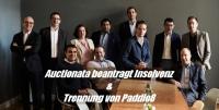 Auctionata beantragt Insolvenz und trennt sich von Paddle8