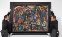 Auktionsrekord für Max Beckmann Gemälde bei Christies