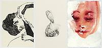 Zeichenkunst - Drawing Prize für Mamma Andersson und Michail Michailov