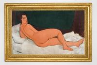 Ist der $157 Mio. Modigliani Akt wirklich ein Meisterwerk?