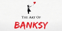 Banksy Print geklaut - Wert 45.000 Dollar