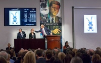 Auktionsrekord - Jeff Koons Rabbit Skulptur erzielt 91 Millionen Dollar