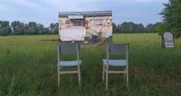 LAND(SCHAFFT)KUNST Ausstellung in Neuwerder - Kunstbiennale im Dorf