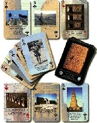 Kartenspiel für US-Soldaten zeigt Kulturgüter im Irak und Afghanistan