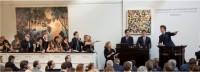 Picasso Gemälde und Giacometti Skulptur blieben unverkauft