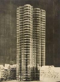 Wolkenkratzer von Mies van der Rohe war Spitzenlos