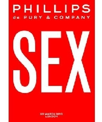 Sex Auktion bei Phillips de Pury