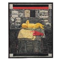 Kunst - neuer Rekordpreis für Zhang Xiaogang Gemälde