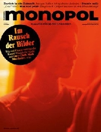 Kunst Magazin Monopol plant iPad-Ausgabe