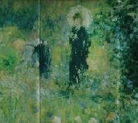 Impressionismus und der Garten in der Kunst