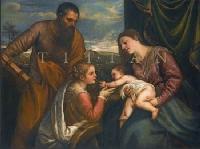 Tizian - Madonna mit Kind Auktion bringt 16 Millionen Dollar