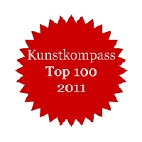 Kunstkompass 2011 das Top 100 Ranking