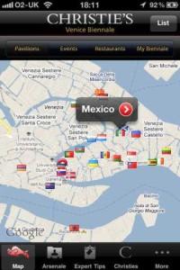 Biennale - kostenlose iPhone App zur Biennale Venedig