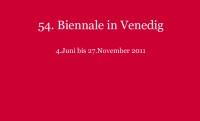 Kunst Biennale Venedig Auszeichnungen und erste Eindrücke