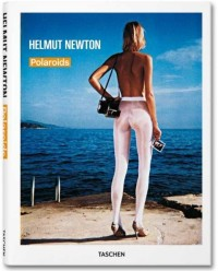 Helmut Newton Polaroid Katalog - Buch zur Ausstellung