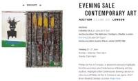 Basquiat Selbstportr�t war Top-Auktionsergebnis bei Phillips de Pury