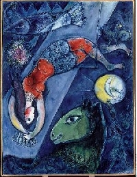 Marc Chagall Ausstellung Baden-Baden