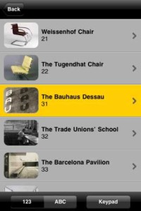 Bauhaus App - kostenlose App des Bauhaus Archivs