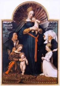 Holbein Madonna erst 2012 wieder zu sehen