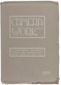 Camera Work Ausgaben von Alfred Stieglitz erzielen Rekordpreis