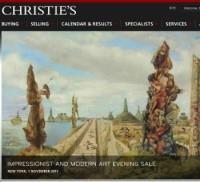 Christies Auktionsergebnis für Impressionismus und Klassische Moderne enttäuscht
