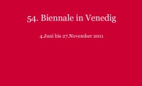Was Berlusconi mit der Biennale in Venedig zu tun hat