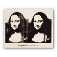 Mona Lisa Schwester - echt oder Kopie?