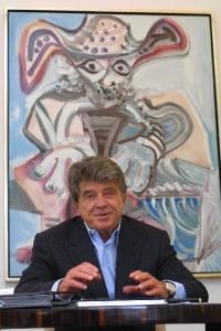 Kunstsammler Frieder Burda - ein Leben für die Kunst