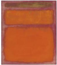 Auktionsrekord: Mark Rothko Bild für 87 Millionen Dollar versteigert