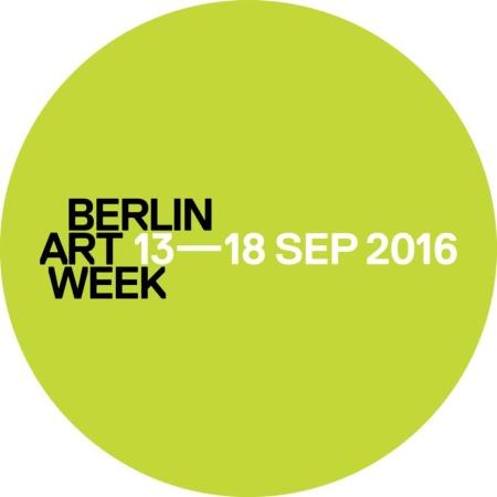 Berlin Art Week 2017